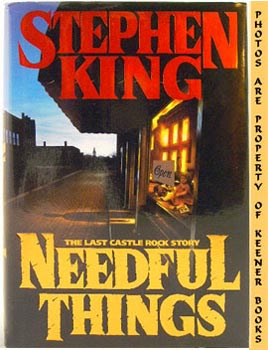 Image for Needful Things (The Last Castle Rock Story)