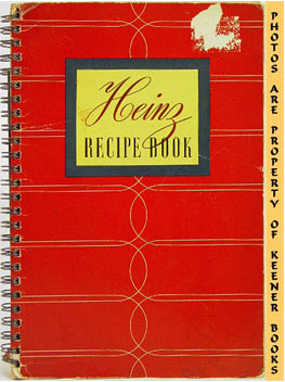 Image for Heinz Recipe Book