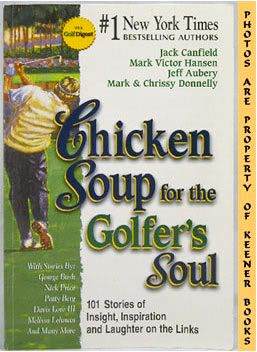 Image for Chicken Soup For The Golfer's Soul