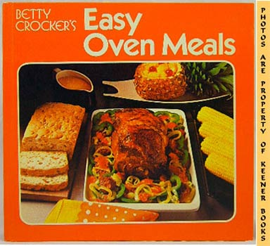 Image for Betty Crocker's Easy Oven Meals