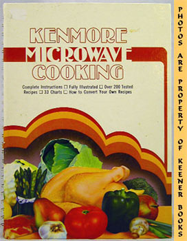 Image for Kenmore Microwave Cooking