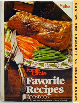 Image for Family Circle Favorite Recipes Cookbook