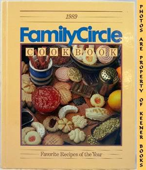 Image for 1989 Family Circle Cookbook