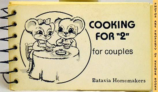 "Image for Cooking For ""2"" (For Couples)"