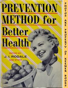 Image for Prevention Method For Better Health