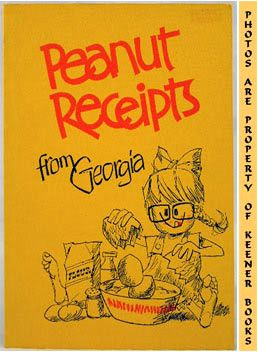 Image for Peanut Receipts From Georgia (Expanded Edition)