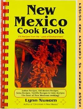 Image for The New Mexico Cookbook