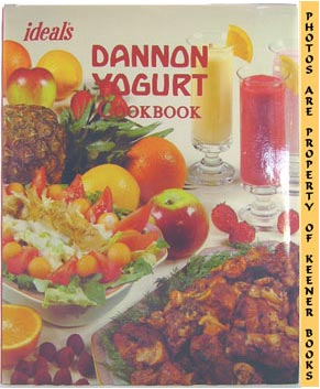 Image for Ideals Dannon Yogurt Cookbook