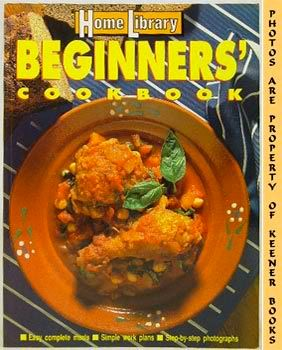 Image for Beginners Cookbook: Home Library Series