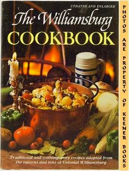 Image for The Williamsburg Cookbook