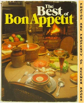 Image for The Best Of Bon Appetit (A Collection Of Favorite Recipes From America's Leading Food Magazine)