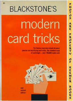 Image for Blackstone's Modern Card Tricks
