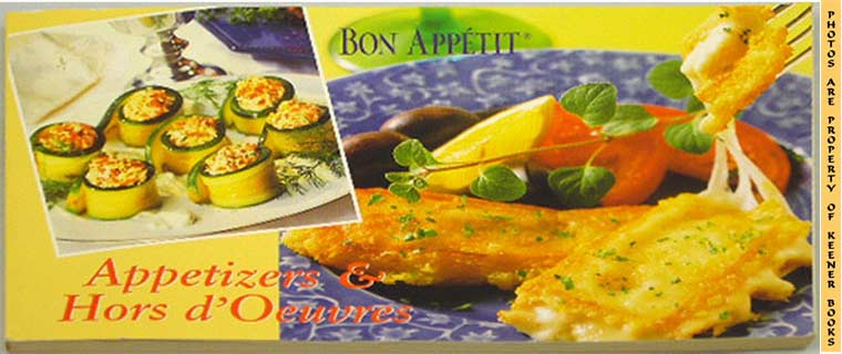 Image for Bon Appetit Appetizers & Hors D'oeuvres