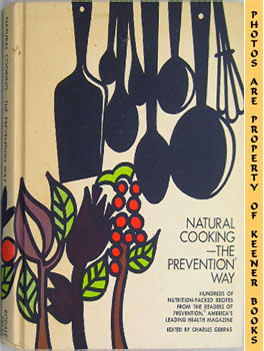Image for Natural Cooking - The Prevention Way