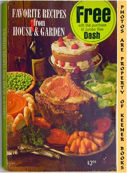 Image for Favorite Recipes From House And Garden