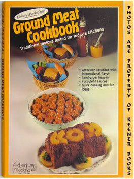 Image for Ground Meat Cookbook: Adventures In Cooking Series