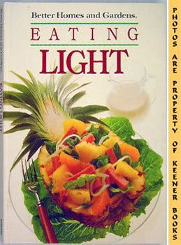 Image for Better Homes And Gardens Eating Light