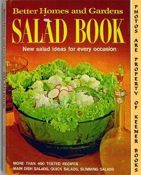 Image for Better Homes And Gardens Salad Book