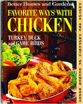 Image for Better Homes And Gardens Favorite Ways With Chicken (Turkey, Duck And Game Birds)