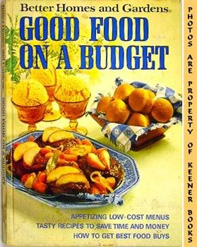Image for Better Homes And Gardens Good Food On A Budget