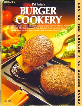 Image for Burger Cookery
