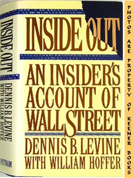 Image for Inside Out (An Insider's Account Of Wall Street)