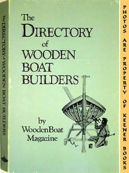 Image for The Directory Of Wooden Boat Builders