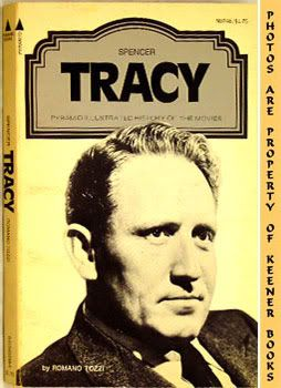 Image for Spencer Tracy (Pyramid Illustrated History Of The Movies)