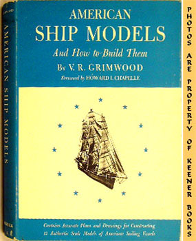 Image for American Ship Models And How To Build Them