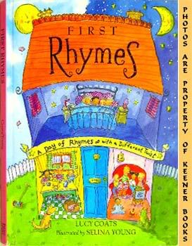 Image for First Rhymes (A Day Of Rhymes With A Different Twist)