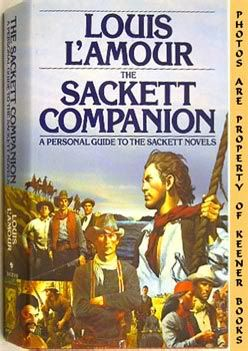 Image for The Sackett Companion (A Personal Guide To The Sackett Novels)
