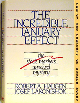 Image for The Incredible January Effect (The Stock Market's Unsolved Mystery)