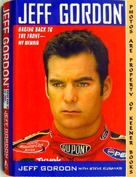Image for Jeff Gordon: Racing Back To The Front - My Memoir