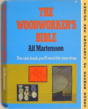 Image for The Woodworker's Bible