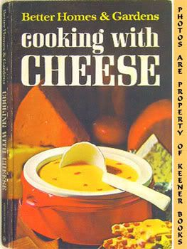 Image for Better Homes And Gardens Cooking With Cheese