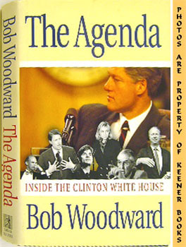 Image for The Agenda (Inside The Clinton White House)