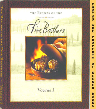 Image for The Recipes Of The Five Brothers