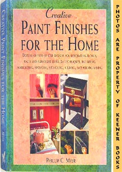Image for Creative Paint Finishes For The Home