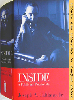 Image for Inside: A Public And Private Life