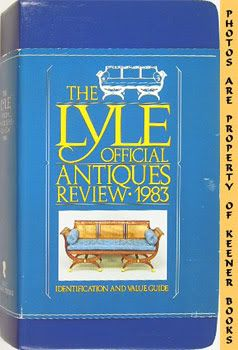 Image for The Lyle Official Antiques Review, 1983