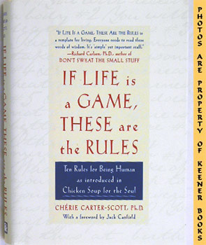 Image for If Life Is A Game, These Are The Rules
