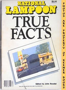 Image for National Lampoon True Facts