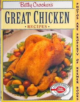Image for Betty Crocker's Great Chicken Recipes