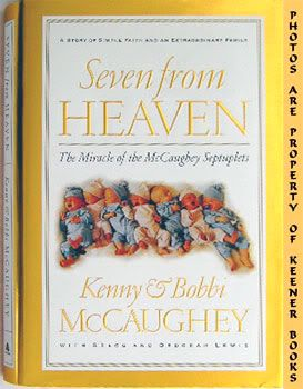 Image for Seven From Heaven (The Miracle Of The McCaughey Septuplets)