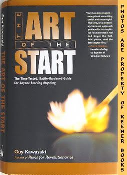 Image for The Art Of The Start (The Time - Tested, Battle - Hardened Guide For Anyone Starting Anything)