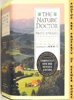 Image for Nature Doctor (A Manual Of Traditional And Complementary Medicine)