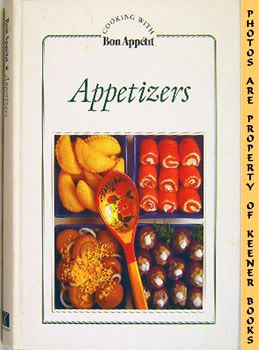 Image for Appetizers: Cooking With Bon Appetit: Cooking With Bon Appetit Series
