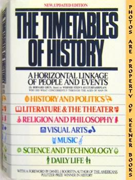 Image for The Timetables Of History (A Horizontal Linkage Of People And Events)