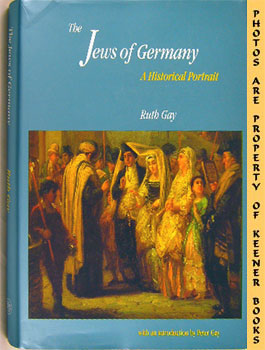 Image for The Jews Of Germany (A Historical Portrait)