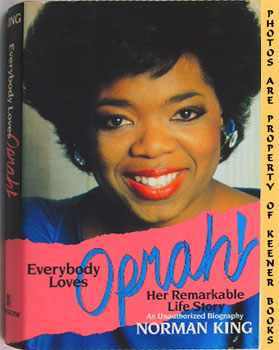 Image for Everybody Loves Oprah! (Her Remarkable Life Story)